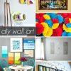 Homemade Wall Art (Photo 16 of 20)