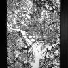 Washington Dc Map Wall Art (Photo 9 of 20)