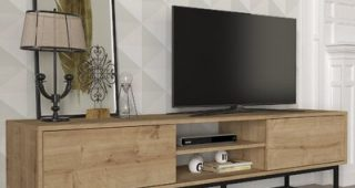 """Bustillos Tv Stands for Tvs Up to 85"""""""
