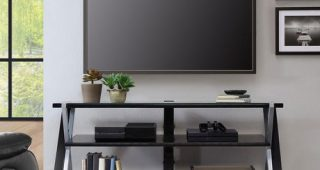 """Broward Tv Stands for Tvs Up to 70"""""""