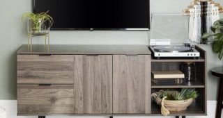 """Neilsen Tv Stands for Tvs Up to 65"""""""